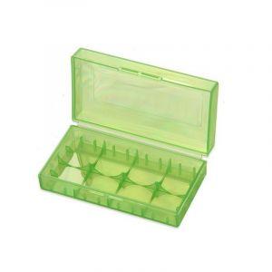 Plastična kutija za dvije 18650 baterije
