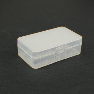 Plastična kutija za dvije 20700 / 21700 baterije