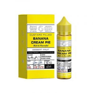Glas Vapor - Banana Cream Pie 50ml