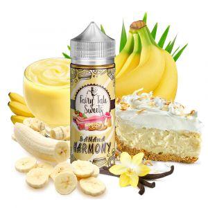 Fairy Tale Sweets aroma - Banana Harmony - 20ml