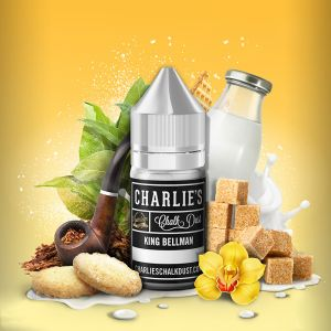 Charlie's Chalk Dust - King Bellman (30ml) aroma