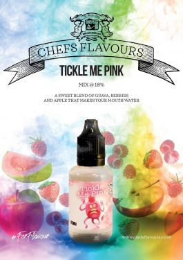 Chefs Flavours - Tickle Me Pink