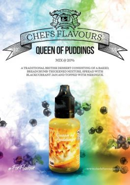 Chefs Flavours - Queen of Puddings