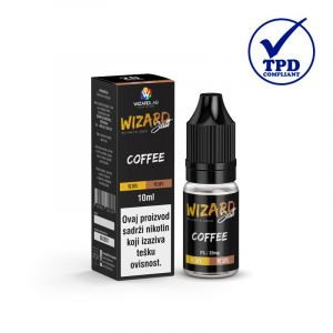 WizardLab Nic-Salt tekućina - Coffee- 10ml