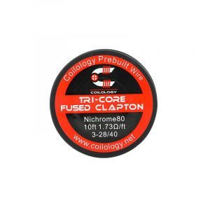 Coilology Tricore Fused Clapton žica 10ft