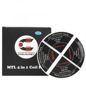 Coilology MTL 4 u 1 Coil Set