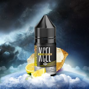 Cosmic Fog - XCEL SIXTY Lemon Crumble - 30ml - Aroma