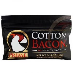 Wick n' Vape Cotton Bacon Prime vata
