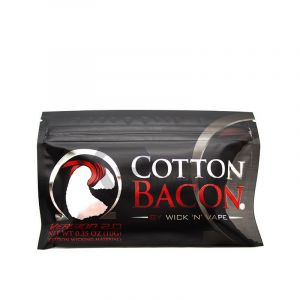 Wick n' Vape Cotton Bacon V2 vata