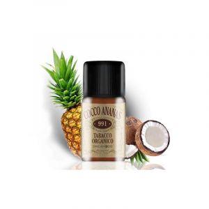 Dreamods Tabacco Organico Aroma - Cocco Ananas  10ml