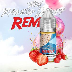 Food Fighter Juice - Raging Donut Remix- 30ml - Aroma