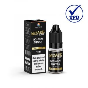 WizardLab Nic-Salt tekućina - Golden Buzzer - 10ml
