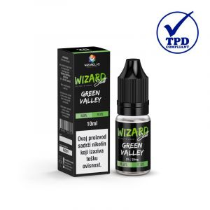 WizardLab Nic-Salt tekućina - Green Valley - 10ml
