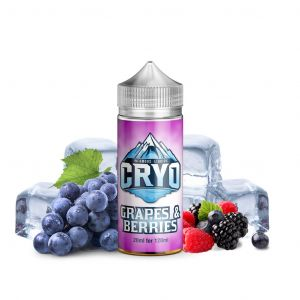 Infamous CRYO aroma - Grapes & Berries - 20ml