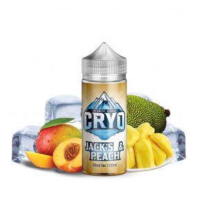 Infamous CRYO aroma - Jack's & Peach - 20ml