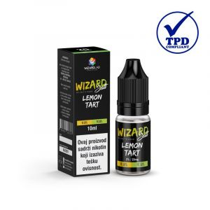 WizardLab Nic-Salt tekućina - Lemon Tart - 10ml