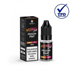 WizardLab Nic-Salt tekućina - Passion Fruit - 10ml