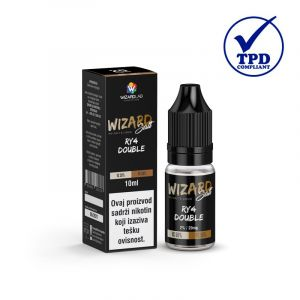 WizardLab Nic-Salt tekućina - RY4 Double - 10ml