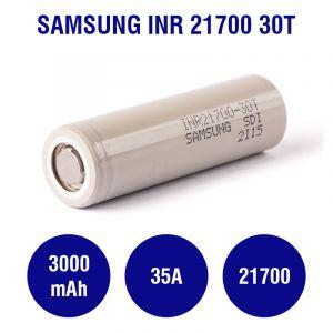 Samsung INR 21700 30T 3000mAh - 35A