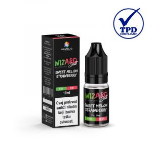 WizardLab Nic-Salt tekućina - Sweet Melon Strawberry - 10ml