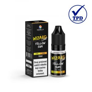 WizardLab Nic-Salt tekućina - Yellow Sun - 10ml