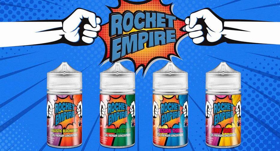 Rocket Empire arome