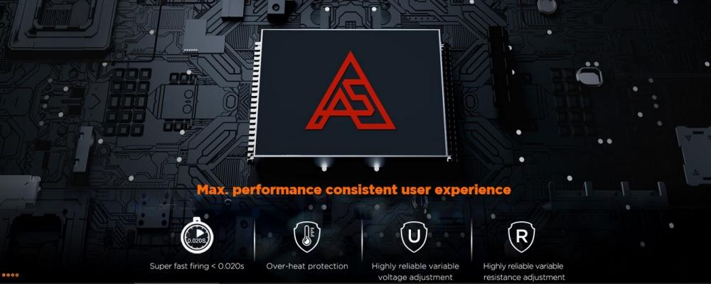 GeekVape AEgis Boost Plus 40W Pod Mod Kit