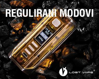 WizardLab - Regulirani modovi